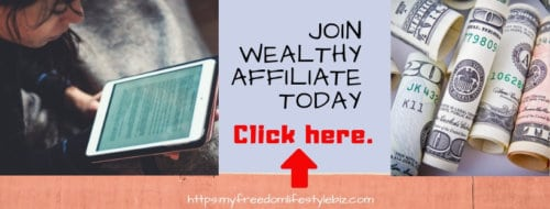 join wealthy affiliate today