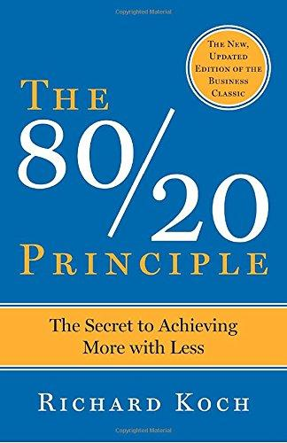 Richard Koch The 80/20 Rule
