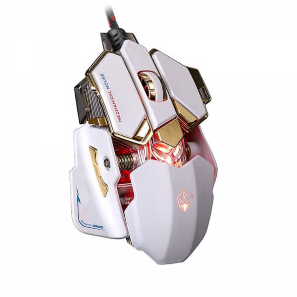 Gamer Mouse white