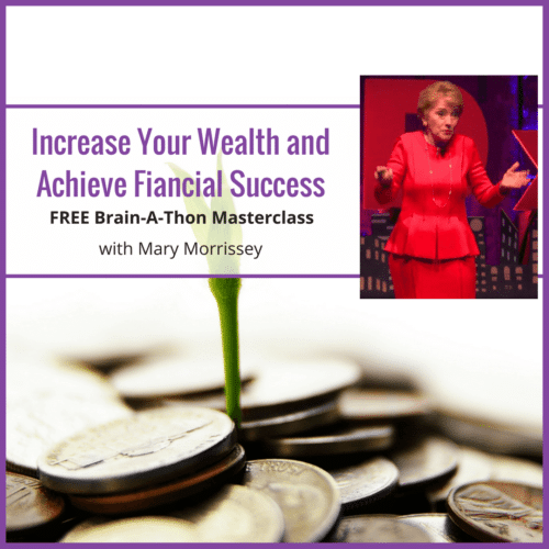 Mary Morissey inner wealth