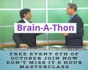 Brain A thon free event