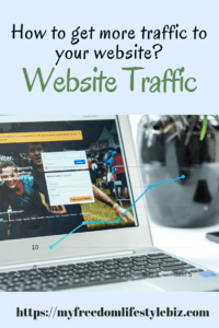 how to get more traffic to your website