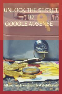 Unlock the secret of Google Adsense