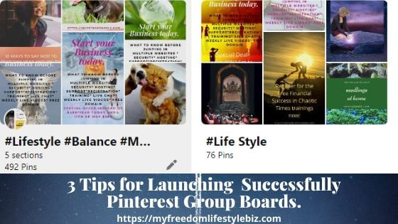 Tips for a great Pinterest group board