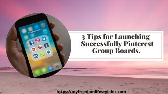 group Boards in pinterest