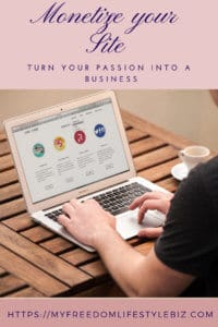Monetize your site