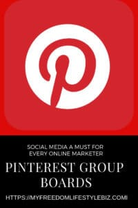 pinterest group boards a must have