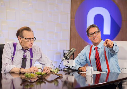 John Assaraf and Larry King