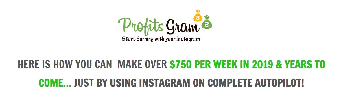 Advertising ProfitsGram