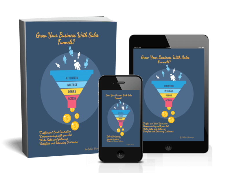 Grow your business with a sales funnel
