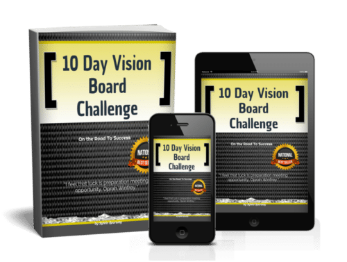 10 Day Vision Board Challenge