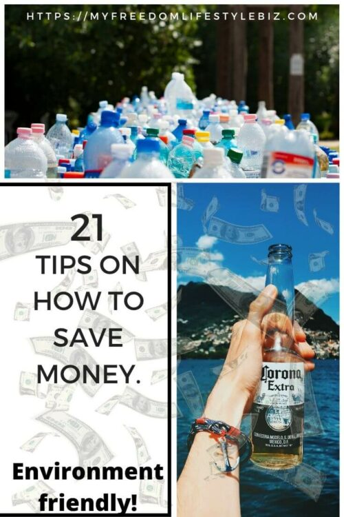 How to save money with water