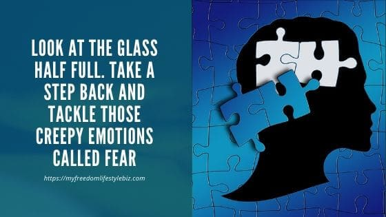 Fear a block to achieve your goal