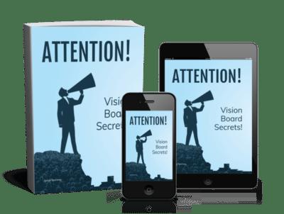 Vision Board Secrets
