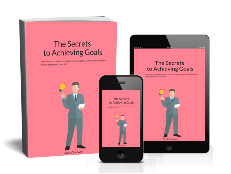 the secrets to achieving your goals