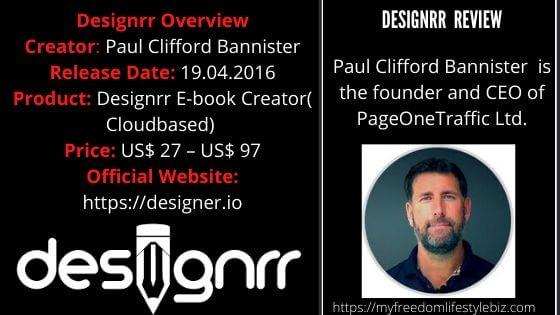 Designrr ebook creator software