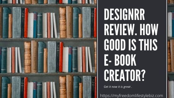 designrr review create a great ebook with this tool